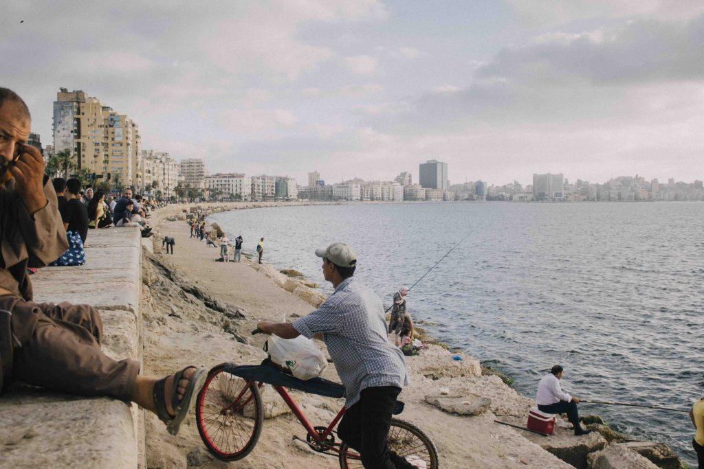 Alexandria, 2020.